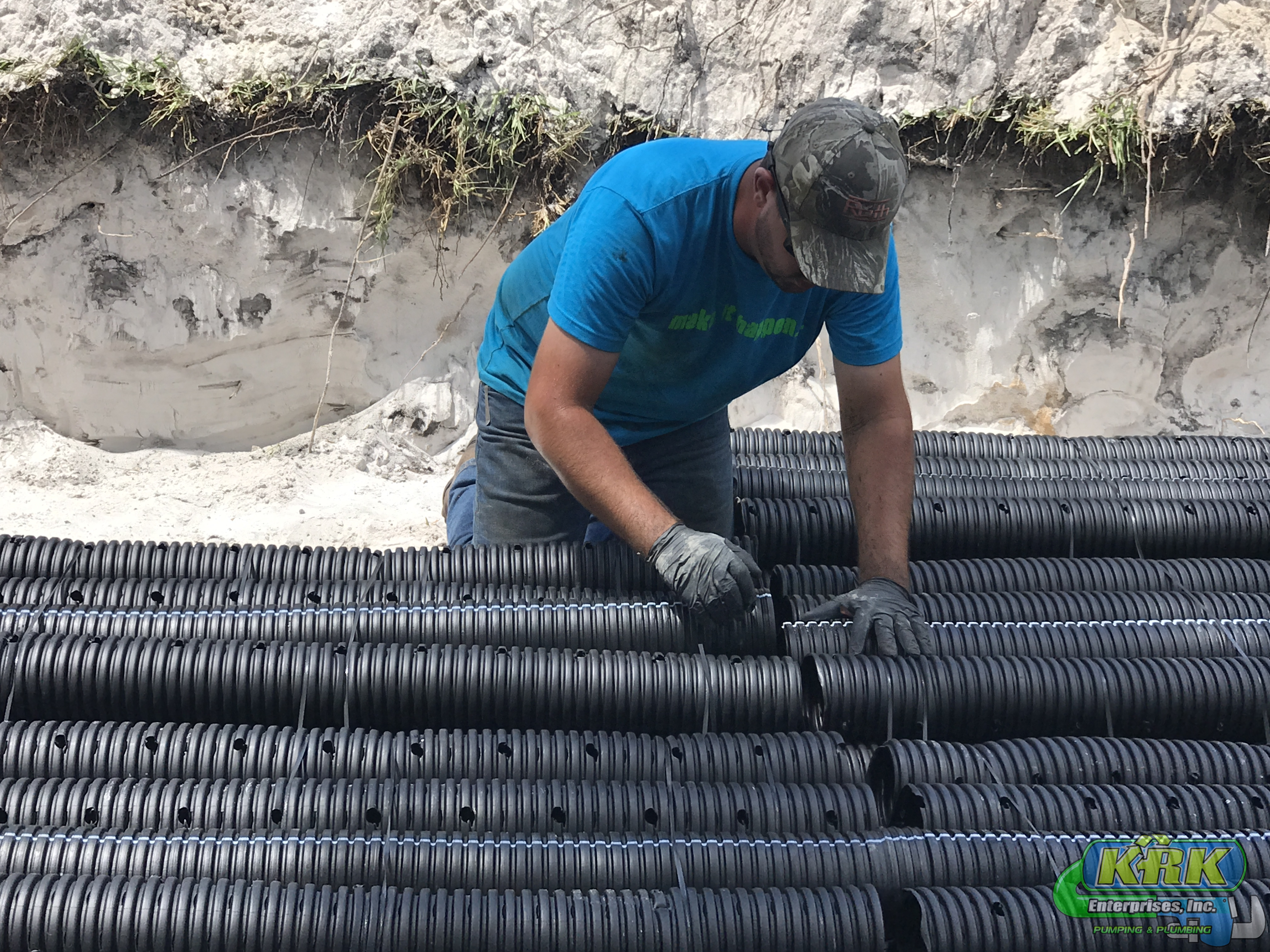 Drainfield Repairs In Fort Pierce And Port St Lucie Fl