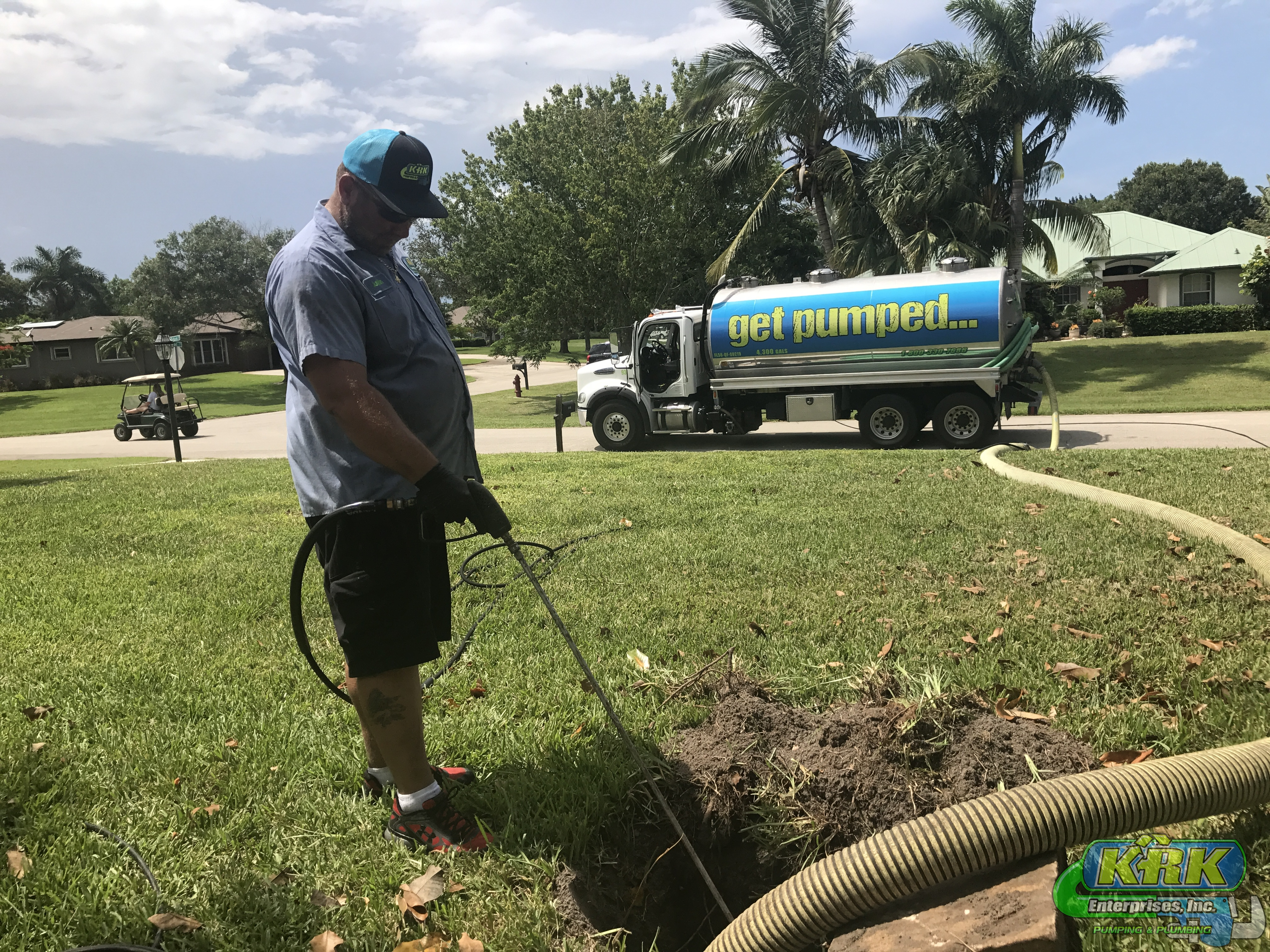 Septic Tank Services in Fort Pierce and Port St  Lucie, Fl