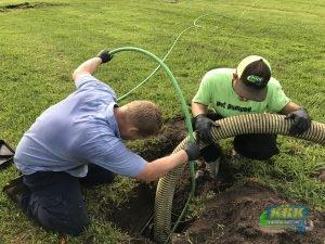 For quality drain field services, contact KRK Enterprises, Inc..